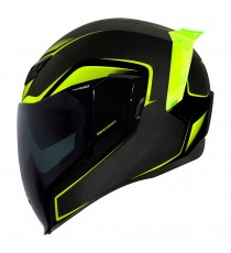 Casco Icon Airflite Integrale Crosslink Hi-Viz ECE
