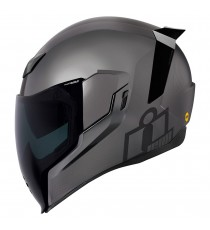 Casco Icon Airflite Integrale Mips Jewel Silver ECE