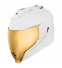 Casco Icon Airflite Integrale Peace Keeper White ECE