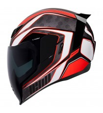 Casco Icon Airflite Integrale Raceflite Red ECE