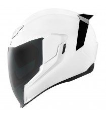Casco Icon Airflite Integrale Gloss White ECE