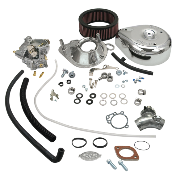 Kit carburatore S&S Super E Twin Cam 2006