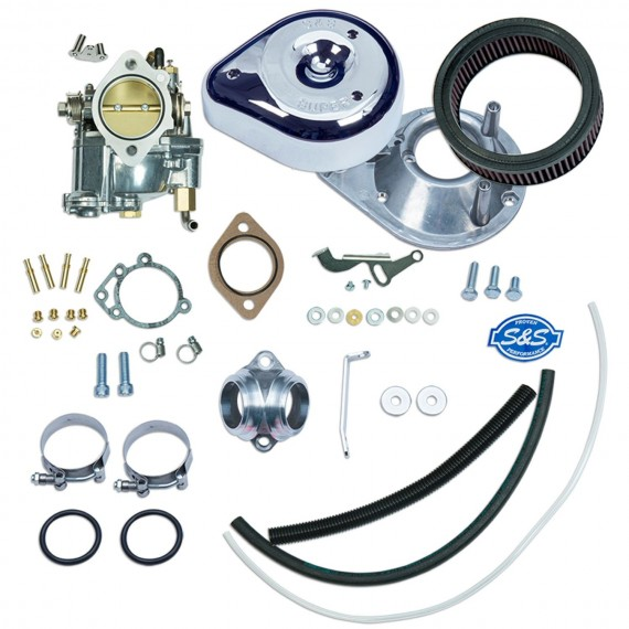 Kit carburatore S&S Super E Shovel 1966-1978