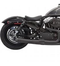 Bassani Road Rage 2 Mega Power Black XL Sportster 2014 UP