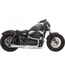 Bassani Road Rage 2 Mega Power Chromo XL Sportster 2014 UP