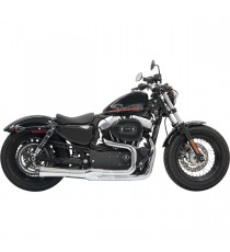 Bassani Road Rage 2 Mega Power Chromo XL Sportster 2004 - 2013
