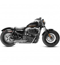 Lowdown 2 in 2 Systems Chrome XL Sportster 2014 UP