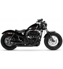 Bandit 2 in 2 Systems Black XL Sportster 2014 UP