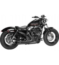 Riot 2 in 1 Systems Black XL Sportster 2004 UP