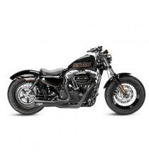 F-Bomb 2 in 1 Systems Black XL Sportster 2004 UP