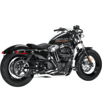 F-Bomb 2 in 1 Systems Chrome XL Sportster 2004 UP