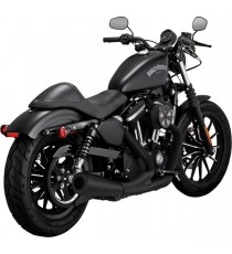 UP Sweep 2-1 Black XL Sportster 2007 →