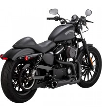 Competition Series 2-1 Black XL Sportster 2014 →