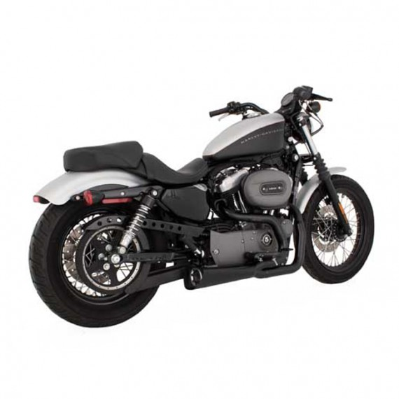 Competition Series 2-1 Black XL Sportster 2004 - 2013