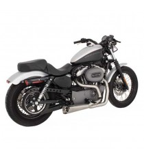 Competition Series 2-1 Acciaio Racing XL Sportster 2004 - 2013