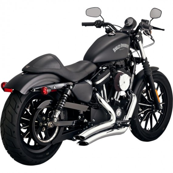 Big Radius Chrome XL Sportster 2014 →