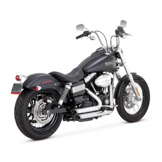 Shortshots Staggered Chrome Dyna 2012 - 2017
