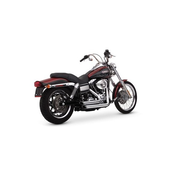 Shortshots Staggered Chrome Dyna 2006 - 2011