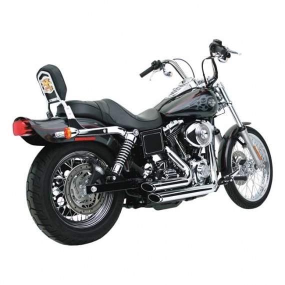 Shortshots Staggered Chrome Dyna 1991 - 2005